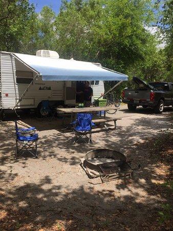 Orange City, FL: Camping spot #6