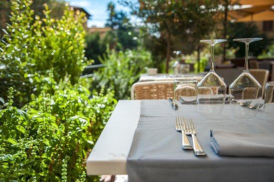 Terrazzo(dettaglio) - Foto di Fiore Cucina Flexiteriana, Roma ...