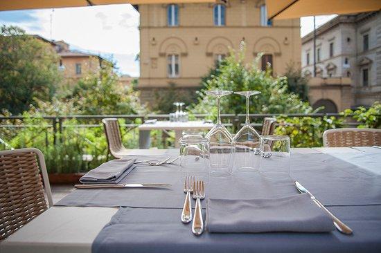 Terrazzo - Foto di Fiore Cucina Flexiteriana, Roma - TripAdvisor