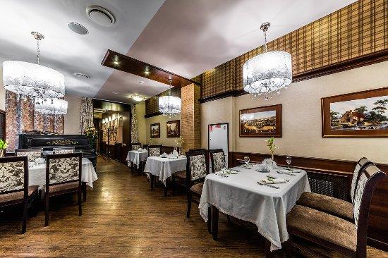 "Завтрак ""Шведский стол"" - Picture of Cronwell Inn Stremyannaya, St. Petersburg - Tripadvisor"
