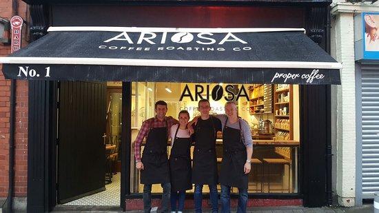 Drogheda, Irland: Ariosa Cafe