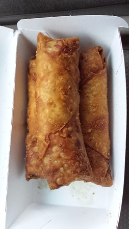 Jack in the Box: Still the same great tasting, perfect size egg rolls!