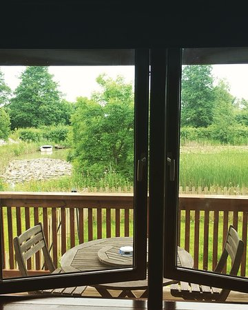 Crewkerne, UK: window view