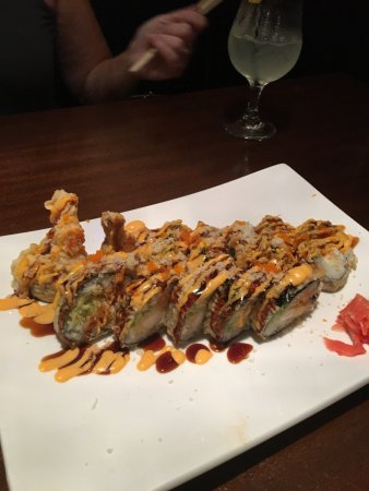 Cross Lanes, Wirginia Zachodnia: Great sushi. Chicken teriyaki was so/so