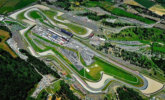 Circuito Del Mugello : Autodromo del mugello scarperia e san piero all you need