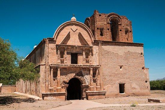 Tumacacori, AZ: Mission