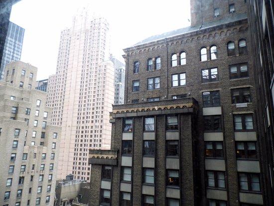 The Manhattan Club: vue de la chambre