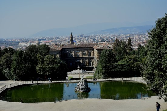Photo of Botanical Garden Boboli Gardens at Piazza De' Pitti, Florence 50125, Italy