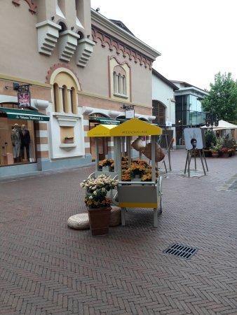 Fidenza, อิตาลี: DECORAZIONI