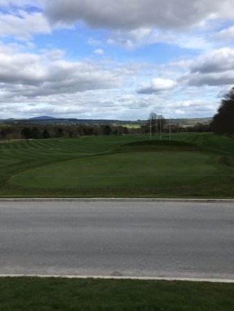 Thomastown, Irlandia: View from the new club house