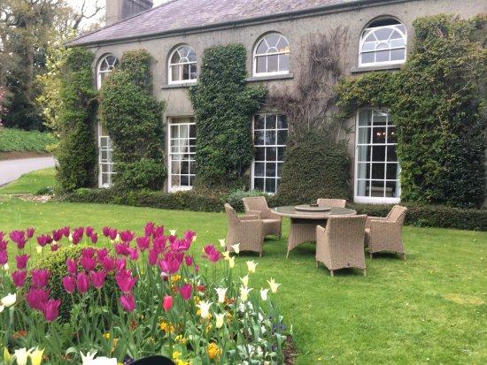 Thomastown, Irlandia: Front garden
