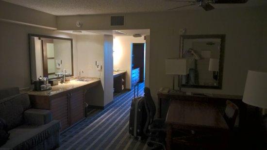 Burlingame, Kaliforniya: Suite