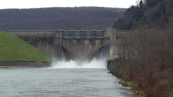 Warren, PA: Kinzua Dam