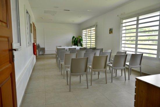 Capesterre, Guadeloupe: Salle de Réunion jusqu'à 30 personnes