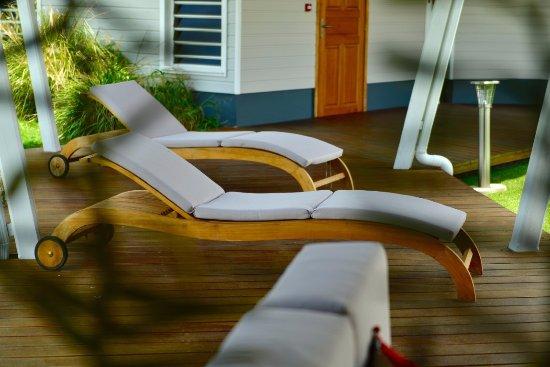 Capesterre, Guadeloupe: Espace Lou'SPA dans l'hôtel