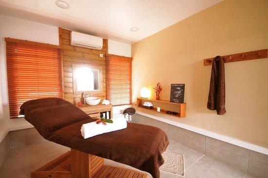 Capesterre, Guadeloupe: Salle de massage Lou'SPA dans l'hôtel
