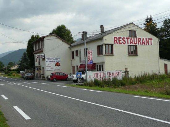 Lannemezan, Francia: suivre itineraire bis depuis a64 la barthe de neste
