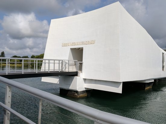 USS Arizona Memorial/World War II Valor in the Pacific National Monument