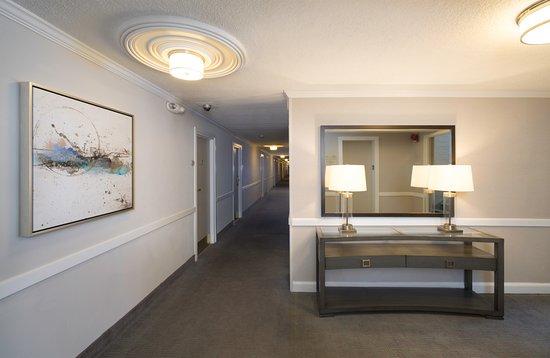 Bethesda, MD: Hallway