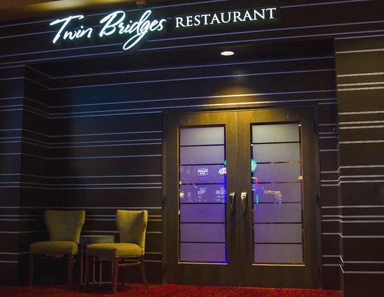 Wyandotte, Оклахома: Twin Bridges Restaurant