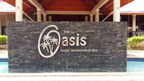 The Oasis Hotel Restaurant Seychellen