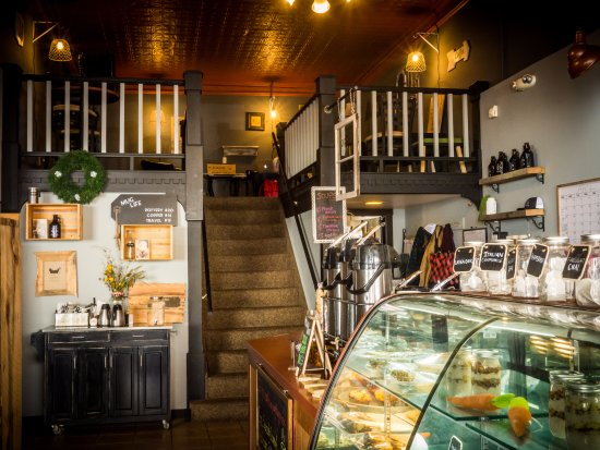 North East, PA: fresh baked good and homemade recipes from the cafe