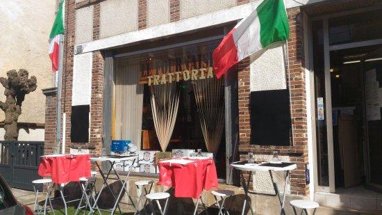 Romilly-sur-Seine, France: La Trattoria, Pizzerie Le Fournaise