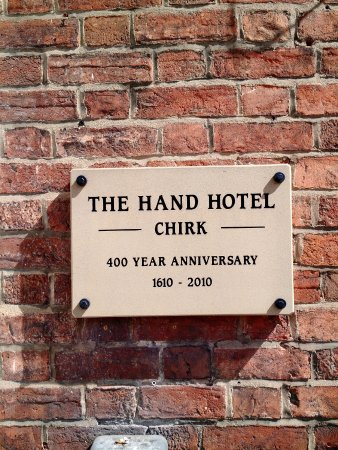 Hand Hotel Chirk Phone Number