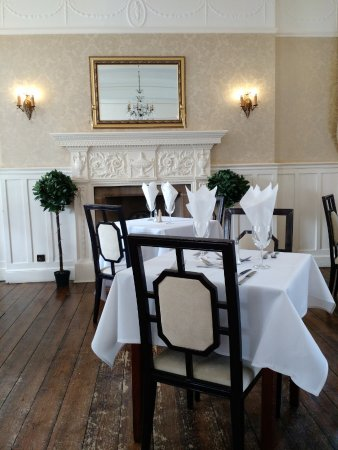 Chirk, UK: Part of the Restaurant