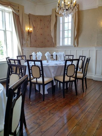 Chirk, UK: A Pleasant Dining Environment 