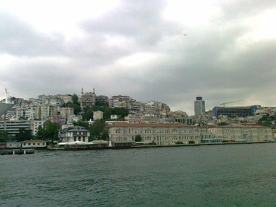 Sunlight Hotel : Круиз по Босфору.