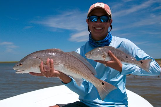 Charleston shallows fishing charters tours aktuelle for Fish charleston sc