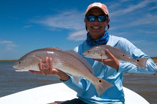 Charleston sc fishing picture of charleston shallows for Fishing charleston sc