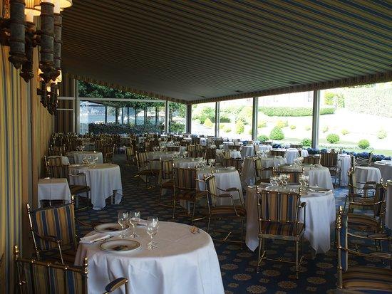 Restaurant veranda foto di villa d 39 este cernobbio for Villa d este como ristorante