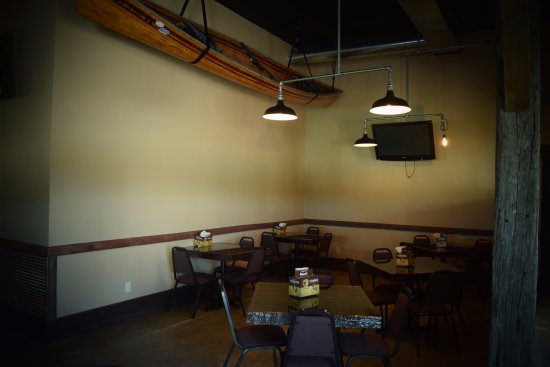 Marion, WI: New Location Interior - Moved June 2016