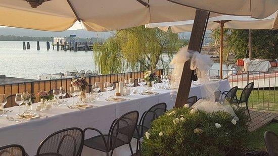 Province of Perugia, İtalya: Il ristorante è attrezzato anche per banchetti