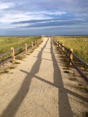 Ocean City Boardwalk: A South End Beach, Ocean City