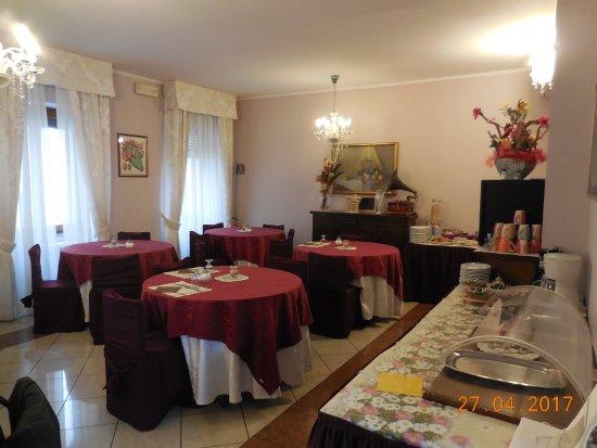 Hotel La Meridiana: Sala per la colazione