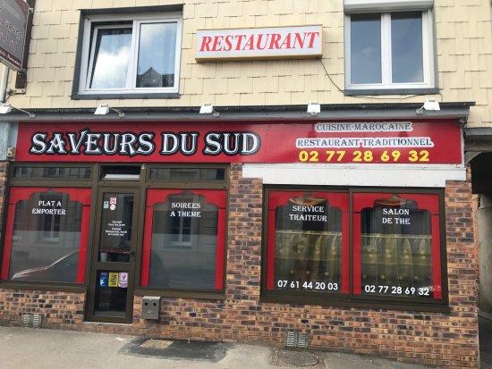 Yvetot, Frankrike: Cuisine traditionnel marocaine, fait maison