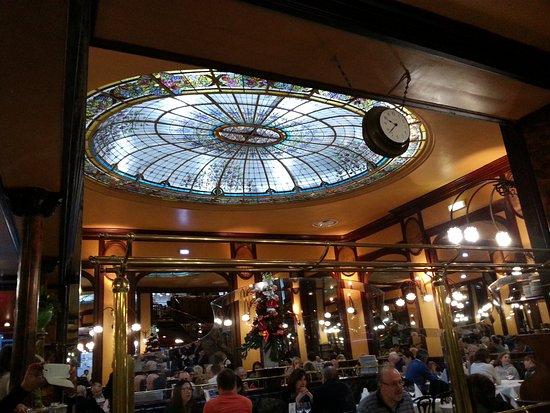 La Brasserie Bofinger Art-Déco 1900
