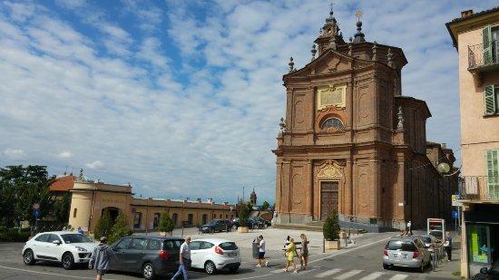 Fossano - Chiesa della Santissima Trinità