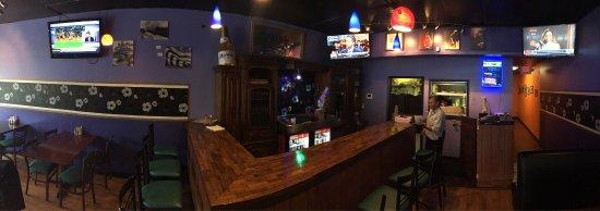 Beloit, Висконсин: Main bar area