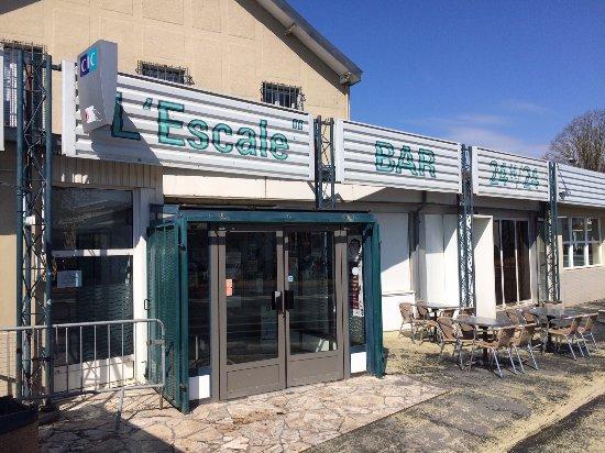 Deols, França: Entrée pas terrible