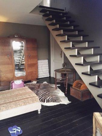 Accesso alla mansarda - camera da letto - Picture of L\'Art de la ...