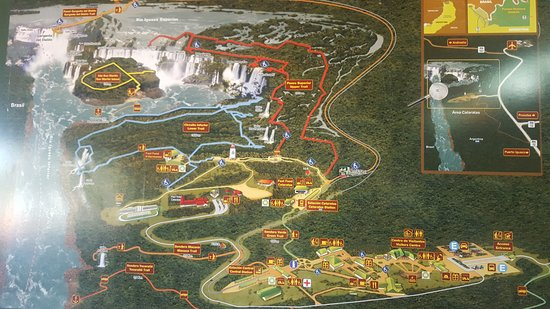Safaris 4x4 en Cataratas del Iguazu: Cataratas del Iguazú