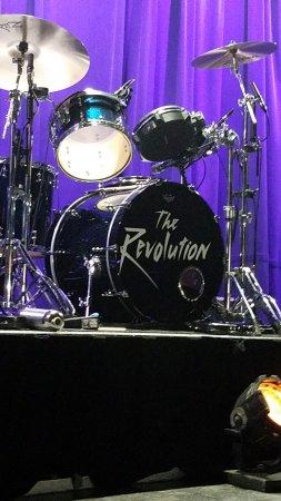 Drum Set On Stage Picture Of Metro Chicago Tripadvisor