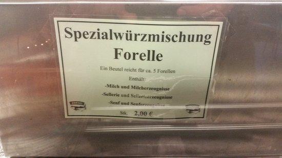 Neuenbuerg, Alemanha: Zordel Fischsuchten