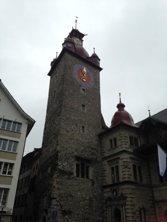 Old Town Lucerne Photo