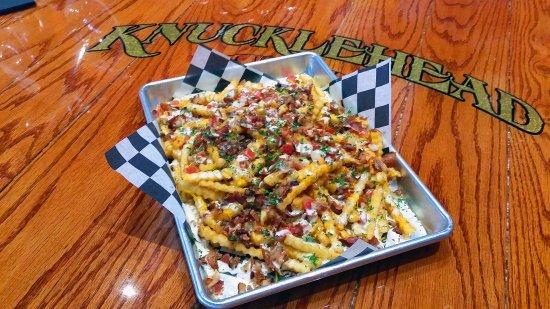 Rockmart, GA: Knucklehead Cafe