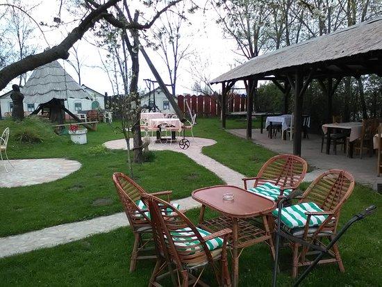 Sombor, Serbia: Spring, exterior
